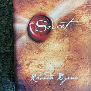 New The Secret Hardcover Book, Author Rhonda Byrne